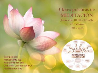 uMdT cartel meditacion en onpilates para redes MEDITACION